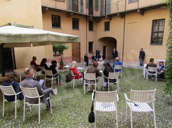 """Passaggi"": la cultura riparte dal Braidese Gian Maria Lamberti 4"