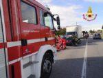 Incidenti a Guarene con due feriti e sulla tangenziale di Bra