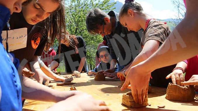 Laboratorio di archeologia e visite guidate al parco Alpi marittime di Valdieri