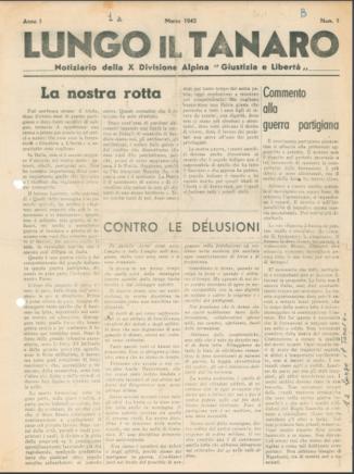 La stampa partigiana: la Resistenza si è fatta anche nelle tipografie 3