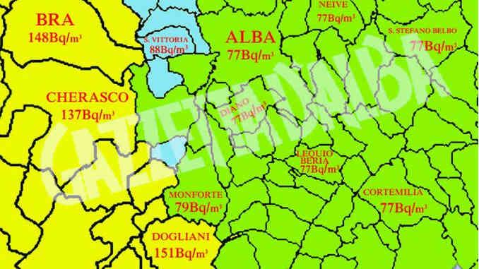 Gas radon, il rischio non si vede ma esiste