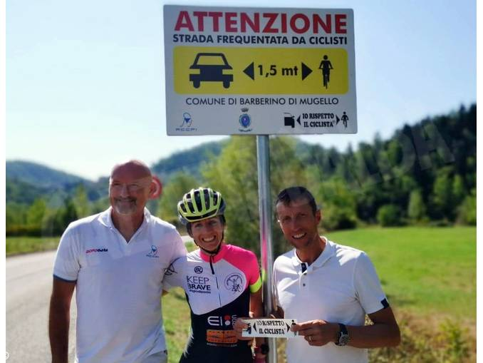 Maurizio Fondriest Paola Gianotti Marco Cavorso (002)