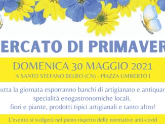 A Santo Stefano Belbo domenica ci sarà il mercato di primavera 1
