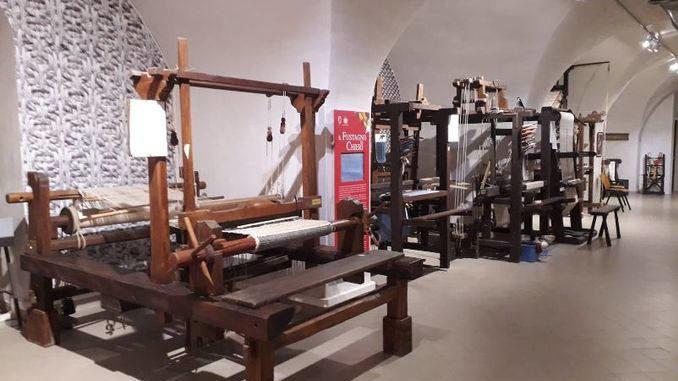 Il museo del Tessile di Chieri riapre con un nuovo allestimento