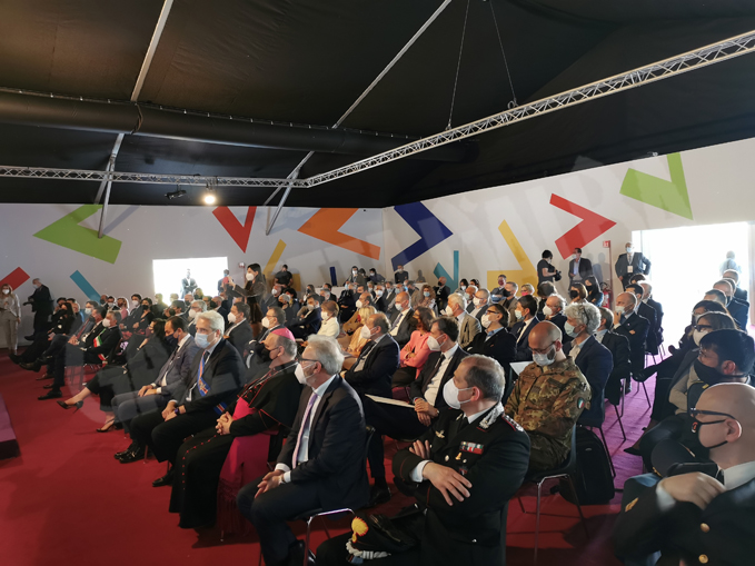 Opening Alba capitale della cultura d'impresa 2021