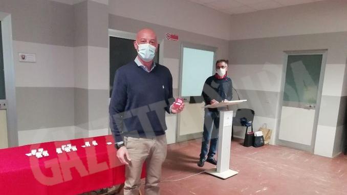 Domenica 9 si è svolta l'assemblea dell'Avis di Dogliani. Premiati i donatori