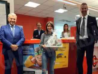 Banca di Cherasco festeggia il socio numero 15mila