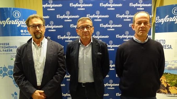 Enzo Pollano presidente zonale Confartigianato di Carrù 1