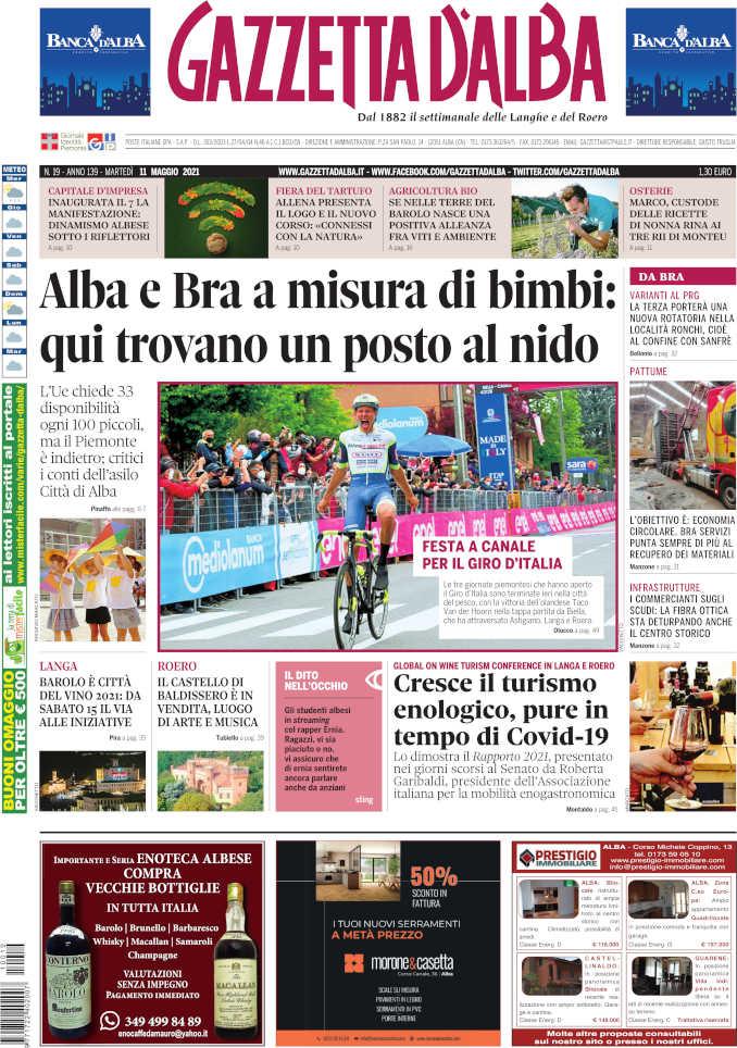 Prima_pagina_Gazzetta_Alba_19_21