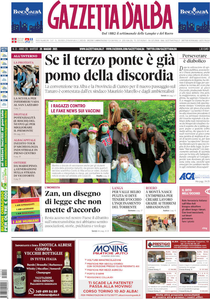 Prima_pagina_Gazzetta_Alba_21_21