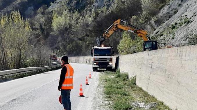 Provincia di Asti: oltre 500mila euro investiti per la rete stradale di Langa astigiana e valle Bormida