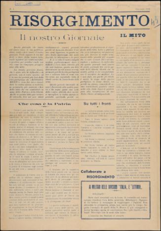 La stampa partigiana: la Resistenza si è fatta anche nelle tipografie 2