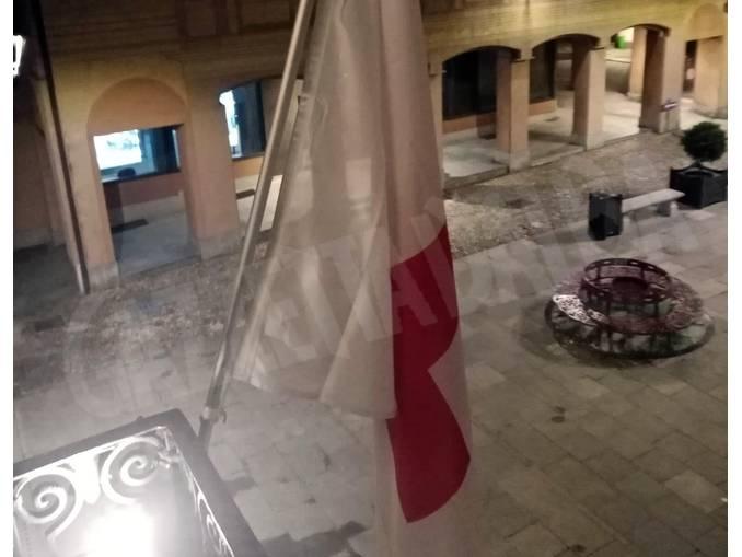 San Damiano Croce rossa