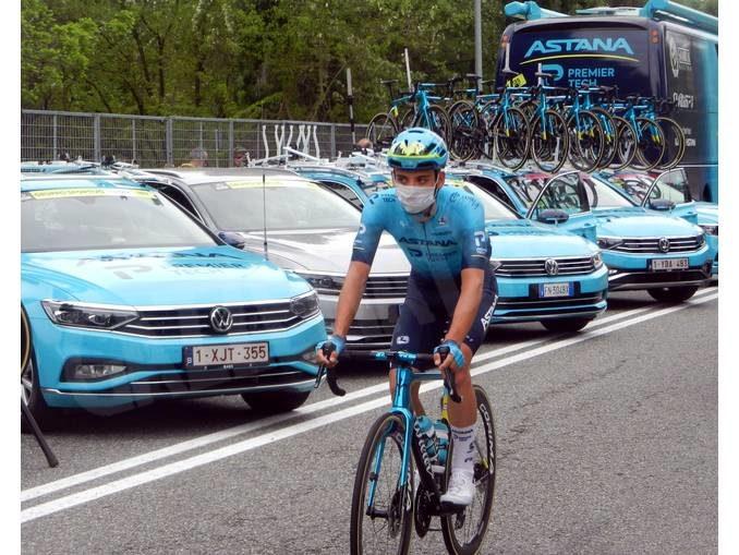 Bernal ha vinto il Giro d'Italia. Un grande Sobrero ha sfiorato il podio nella cronometro conclusiva 1
