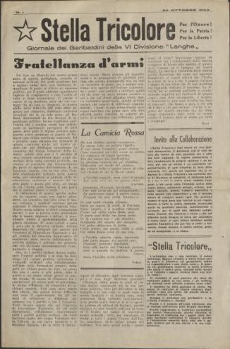 La stampa partigiana: la Resistenza si è fatta anche nelle tipografie