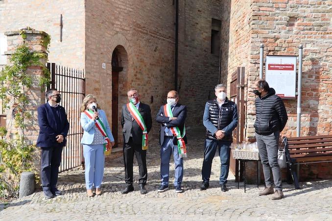 Tre torri tra Langhe e Monferrato