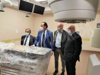 Radioterapia: a Verduno sono arrivate le attrezzature per il nuovo reparto