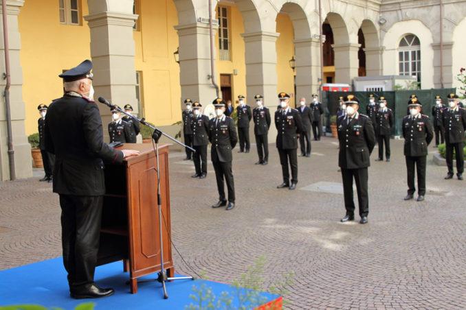 Il Comandante Generale dell'Arma in visita ai presidi del Torinese (FOTOGALLERY) 3