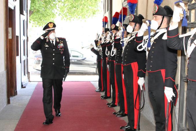 Il Comandante Generale dell'Arma in visita ai presidi del Torinese (FOTOGALLERY) 2