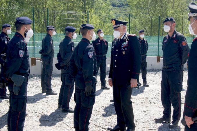 Il Comandante Generale dell'Arma in visita ai presidi del Torinese (FOTOGALLERY) 1