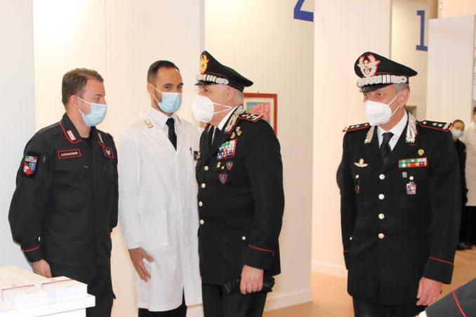 Il Comandante Generale dell'Arma in visita ai presidi del Torinese (FOTOGALLERY) 4