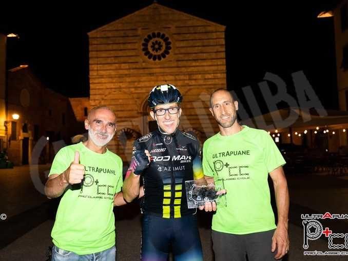 Walter Tortoroglio: 775 km sui pedali alla Race across Italy 1