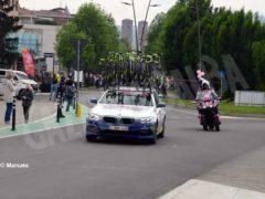 Taco Van Der Hoorn vince la tappa 3 del Giro d'Italia, Filippo Ganna ancora in Maglia Rosa 12