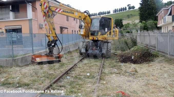 Martinetti: «Interventi della fondazione Fs sull'Alba-Neive sono uno splendido segnale»