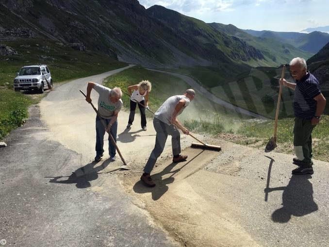 La gran fondo Fausto Coppi raccoglie fondi per sistemare le strade di montagna 1
