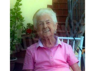 Lutto a Serralunga per la morte di Maria Giovanna Olivero, madre del sindaco Sergio Moscone