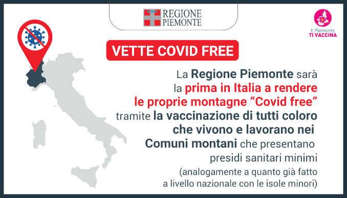 Entro giugno la montagna piemontese sarà interamente vaccinata 2