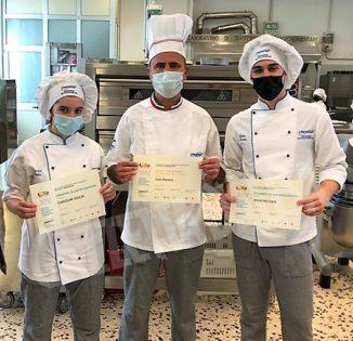 Premiati studenti CFP salesiano di Bra al concorso nazionale «La riscoperta dei Sapori Antichi - La Cucina Circolare»