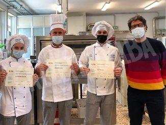 Premiati studenti CFP salesiano di Bra al concorso nazionale «La riscoperta dei Sapori Antichi - La Cucina Circolare» 1