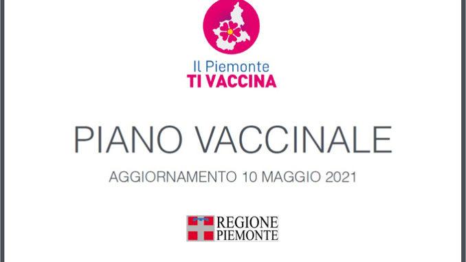 Da oggi sul portalewww.ilpiemontetivaccina.itdisponibile il memorandum vaccinale 3
