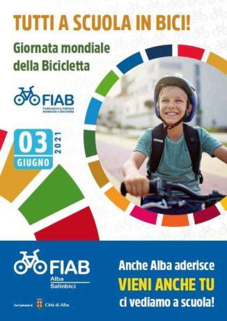 Un giorno dedicato alla bicicletta: giovedì 3 tutti a scuola su due ruote