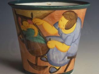 Mostra sulla ceramica di Richard-Ginori a Mondovì 1