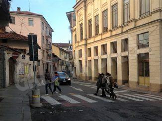 Bra: modifiche temporanee alla viabilità in via Umberto I