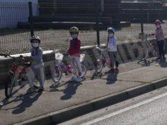 Mattinata in bicicletta per la I C di via Montegrappa a Bra 7