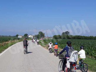 Mattinata in bicicletta per la I C di via Montegrappa a Bra 4