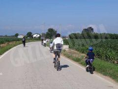 Mattinata in bicicletta per la I C di via Montegrappa a Bra 5