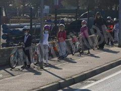 Mattinata in bicicletta per la I C di via Montegrappa a Bra 6