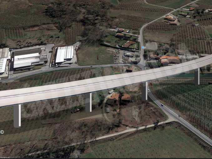 Borgata Molino-viadotto