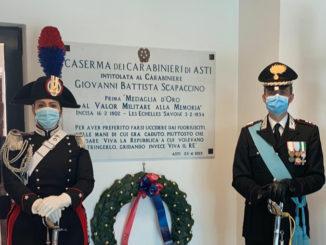 5 giugno: 207° annuale di fondazione dell'Arma dei Carabinieri