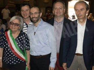 Don Gigi Coello torna a Bra per festeggiare 25 anni di sacerdozio