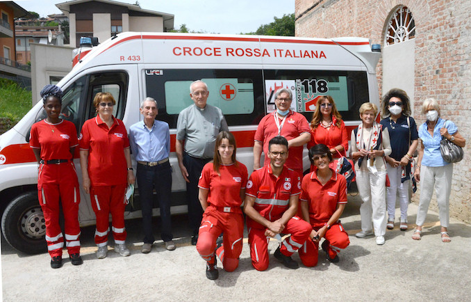Croce rossa Alba