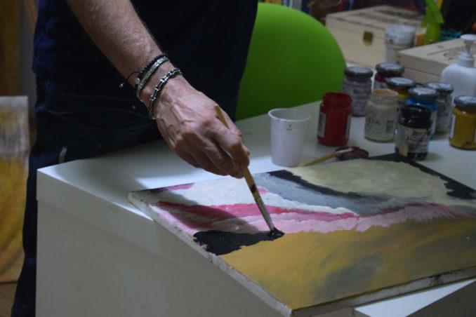 L'arte contemporanea di Maurizio D'Andrea, vola a New York all' Agora Gallery, consacrandolo artista internazionale (FOTOGALLERY) 8