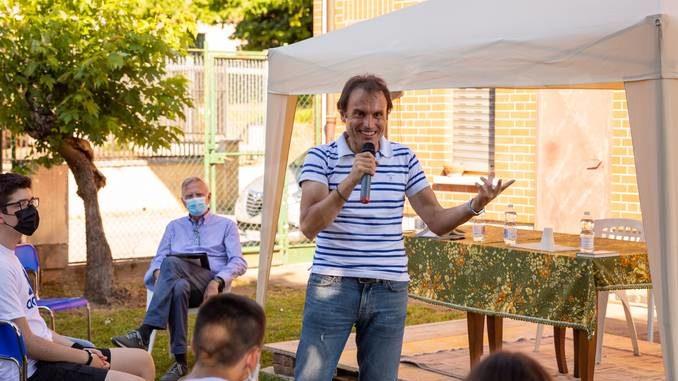 Montà: l'intervento di don Marco Pozza ha aperto la festa della parrocchia