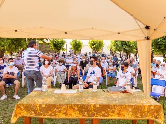 Montà: l'intervento di don Marco Pozza ha aperto la festa della parrocchia 1