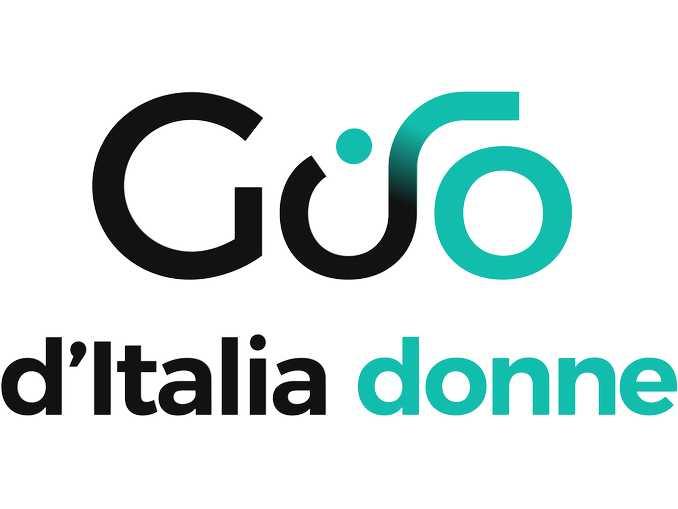 Giro Italia donne logo