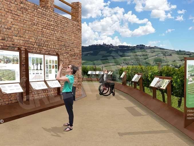 La vigna del castello di Grinzane Cavour diventa un museo 4
